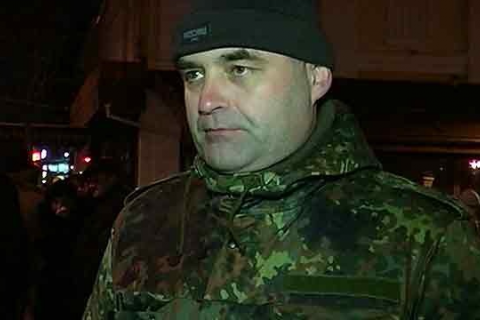 """Создателю """"cамообороны Крыма"""" заочно сообщили о подозрении"""