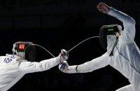 """Україна завоювала """"срібло"""" чемпіонату світу з фехтування"""