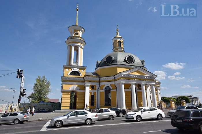 Церква Різдва Христового на Поштовій