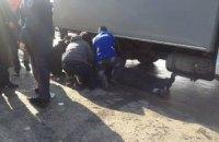 Свідок опублікував відео сьогоднішнього вибуху в Харкові