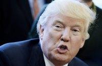 Трамп відмовився від традиційної вечері з пресою