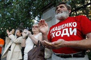 В Белоруссии однорукого оппозиционера оштрафовали за то, что хлопал в ладоши