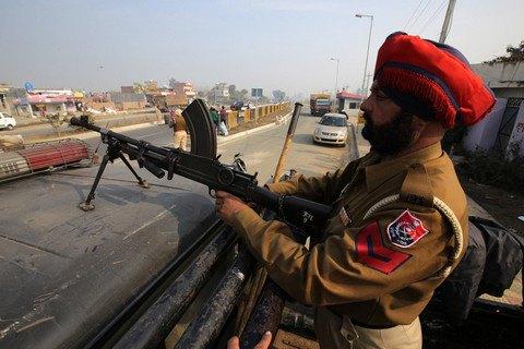 Бойовики атакували авіабазу на півночі Індії