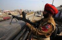 Боевики атаковали авиабазу на севере Индии