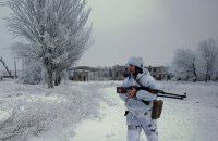 Позиції українських військових на Донбасі обстріляли 16 разів