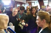 В української делегації в ПАРЄ стався конфлікт з російською пропагандисткою Скабєєвою