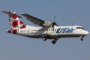 """Авіакомпанія """"ЮТейр-Україна"""" закриває рейси всередині України"""