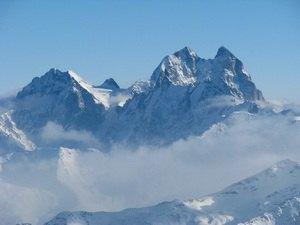 Український альпініст зірвався на горі Ельбрус (оновлено)