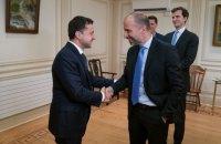 Зеленський у Нью-Йорку зустрівся з виконавчим директором компанії Uber