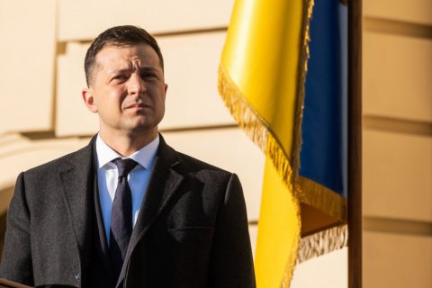"""Зеленский: """"Украина не может чувствовать себя в ЕС и НАТО, как в гостях"""""""