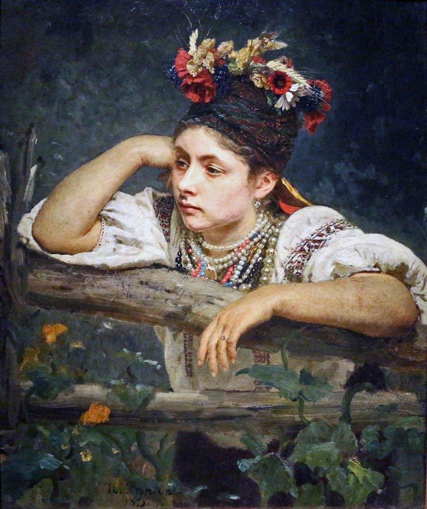 'Українка', 1875 р.