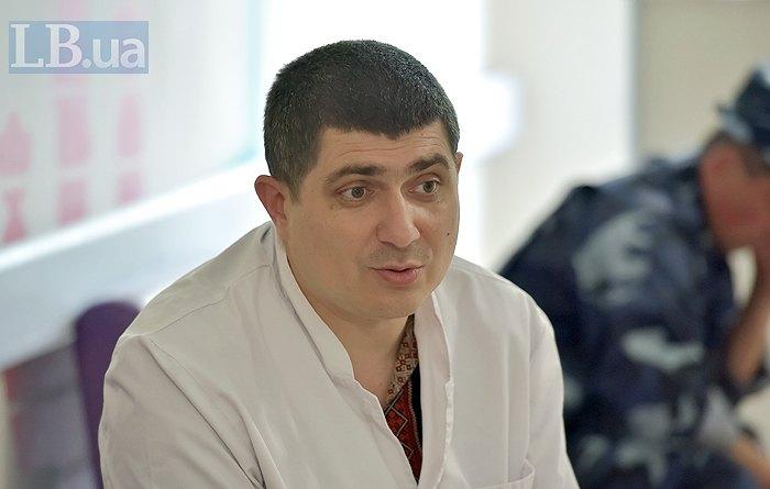 Юрій Довбня