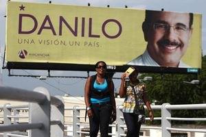 Правящий президент Доминикан заявил о своей победе на выборах