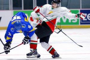 Хокейна Україна вилетіла з першого дивізіону