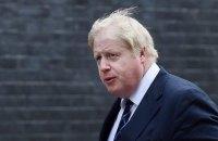 Британський парламент відхилив пропозицію Джонсона про вибори