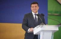 """Зеленський заявив, що більшість мерів просилися в """"Слугу народу"""" напередодні виборів"""
