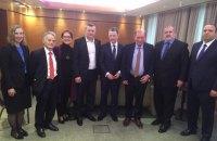 Волкер встретился с освобожденными лидерами Меджлиса