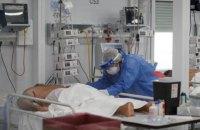 В Україні 5 397 випадків ковіду за добу, 93 пацієнти померли