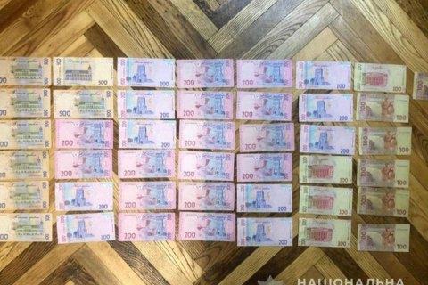 В Борисполе разоблачили сеть подкупа избирателей за 500 гривен