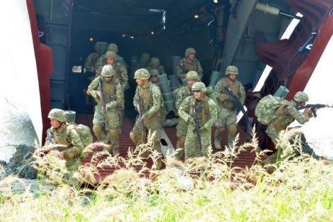 Рада схвалила допуск іноземних військових на три навчання у 2017 році