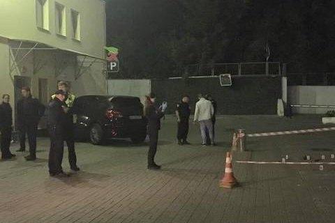 Військовий поранив ножем поліцейського в Києві