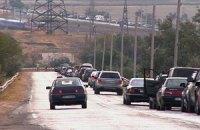 Керченская переправа закрыта из-за тумана: в очереди стоят более 200 фур