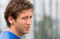 Бєлік стане помічником футбольного агента