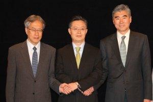 Південна Корея, США і Японія посилять тиск на КНДР через ядерну програму