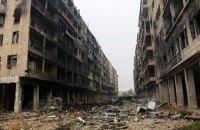 Евакуацію жителів Алеппо припинено через обстріли