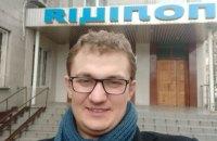 """""""Слуга народу"""" Брагар написав заяву в поліцію на волонтерку, яка відмовилася їхати в автобусі через російський серіал"""
