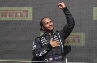 Гамільтон зазнав расистських образ після перемоги на Гран-прі Великої Британії