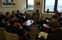 Яресько: встреча с директорами МВФ была очень продуктивной