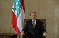 Новым президентом Ливана стал христианский политик