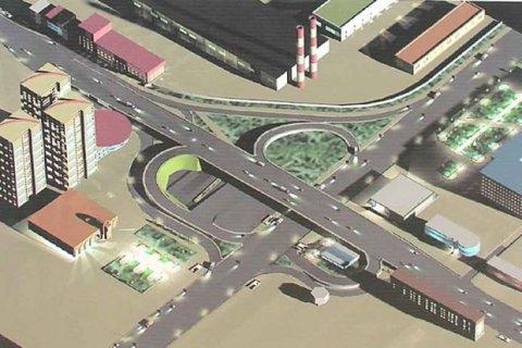 Утвержден заключительный  проект развязки— Реконструкция Шулявского моста
