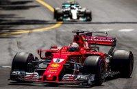 Феттель победил на Гран-при Монако