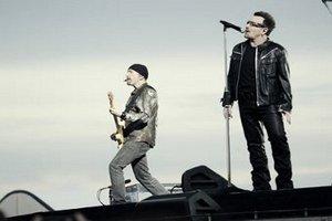 U2 записали песню для Нельсона Манделы