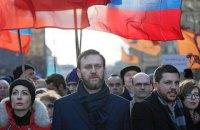 Навальний подасть до суду на Путіна