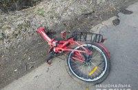 На Вінниччині нетверезий 20-річний водій на смерть збив двох дітей на велосипеді