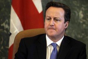 Кэмерон: Европа должна противостоять Путину