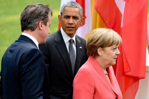 Западные лидеры договорились продлить санкции против России на полгода
