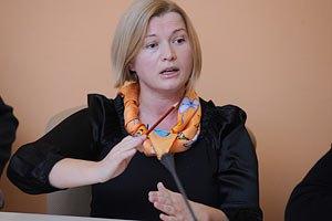 Геращенко: Азаров - це ідеальний прем'єр для Януковича
