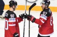 Определились полуфиналисты чемпионата мира по хоккею