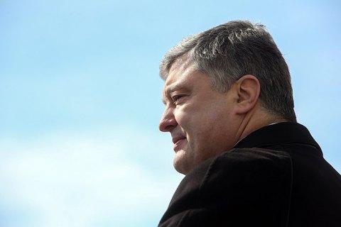 Порошенко выразил соболезнования в связи с трагедией в российском Кемерово