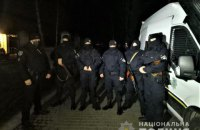 В Ровенской области полиция начала рейды по выявлению незаконной добычи янтаря