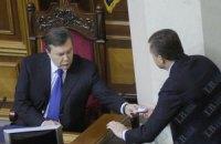 Янукович назначил Левочкина своим советником