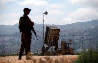 Израильские военные заявили, что сбили беспилотник, который шпионил для Сирии
