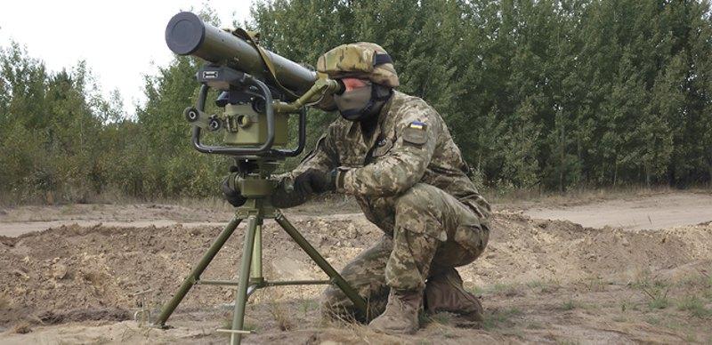 Противотанковый ракетный комплекс * Корсар* (экспортное название Скиф)- один из основных источников дохода для украинской оборонной промышленности