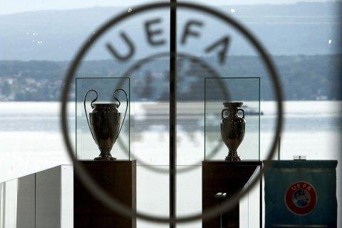 УЕФА перенес финал Лиги чемпионов из Стамбула