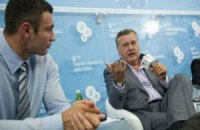 Гриценко предложил Кличко объединиться  и порвать власть