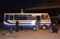 На месте теракта в Луцке криминалисты будут работать всю ночь